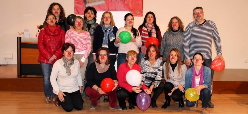 Participantes en uno de los cursos celebrados en Cuéllar.