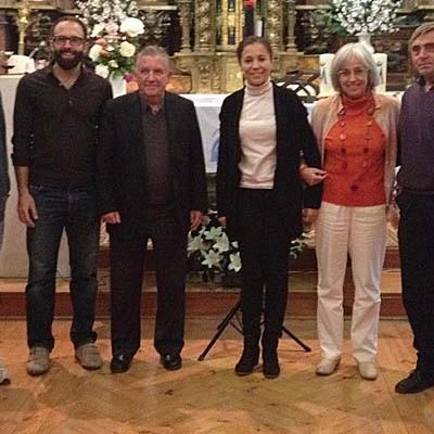 La Junta informa a los vecinos de Pinarejos sobre la consolidación y estudio de las humedades de la iglesia de la Asunción