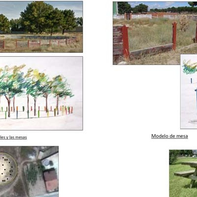 """La antigua Plaza de Toros es el primer objetivo de la iniciativa """"Embellece tu pueblo"""" de Lastras de Cuéllar"""