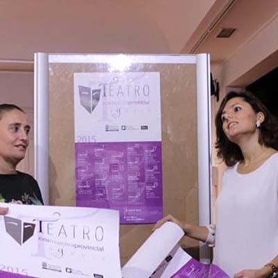 Siete grupos de teatro de la comarca participarán en la XVIII Muestra Provincial de Teatro