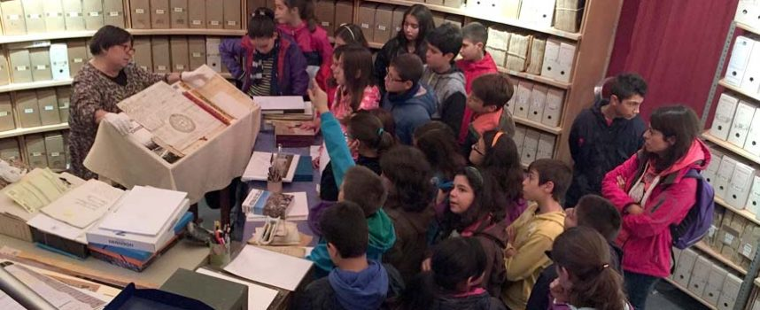 El Archivo Ducal abrirá mañana sus puertas celebrando el Día Internacional de los Archivos