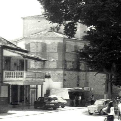 1944, aparece la pista de baile El Estival