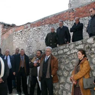 Rabí Simuel y Camino de la Sinagoga, nombres de las nuevas calles en La Judería cuellarana