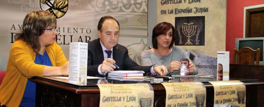 """""""Castilla y León en la España Judía"""" será el tema central de las VIII Jornadas de Investigación Histórica Villa de Cuéllar"""