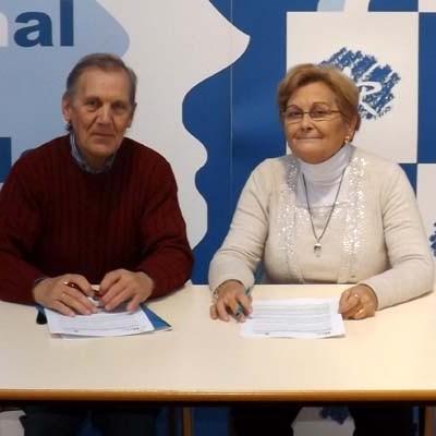Los alumnos del curso de viveros y jardines de FEMUR realizarán prácticas en Hontalbilla