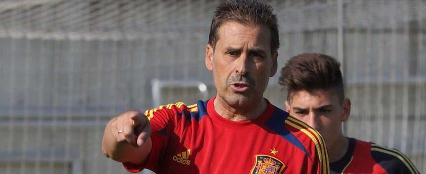 El cuellarano Juan Carlos Gómez Perlado destituido por la RFEF como preparador fisico de las categorías inferiores