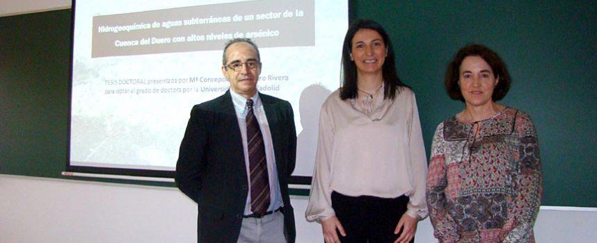 Una tesis doctoral indaga en el origen y los mecanismos de dispersión del arsénico en los acuíferos de Tierra de Pinares