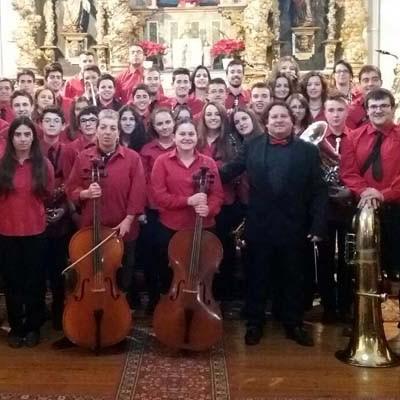 La Alborada Musical de Cantalejo propone un repertorio variado para el segundo concierto de 'Aperitivos a Banda'