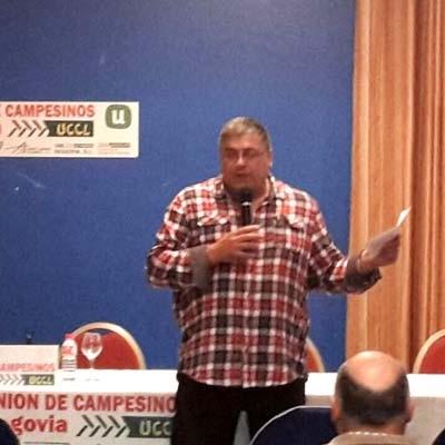 Unión de Campesinos de Segovia-UCCL celebra una Jornada Técnica en Cantalejo