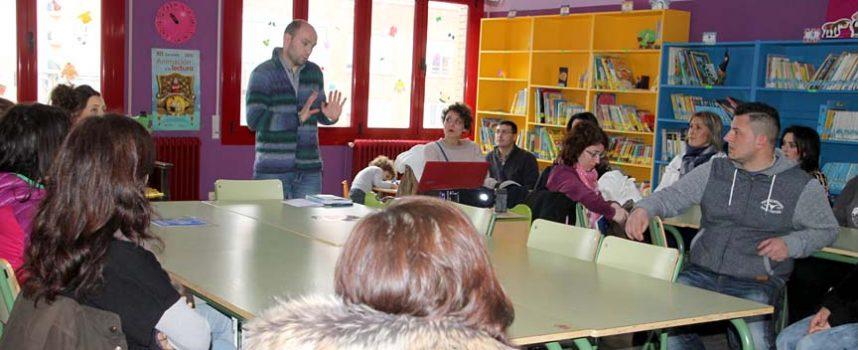 El colegio Santa Clara abrió sus puertas a los alumnos del próximo curso