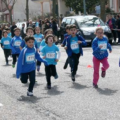El colegio Santa Clara celebró el Día del Agua con una carrera solidaria a beneficio de Unicef