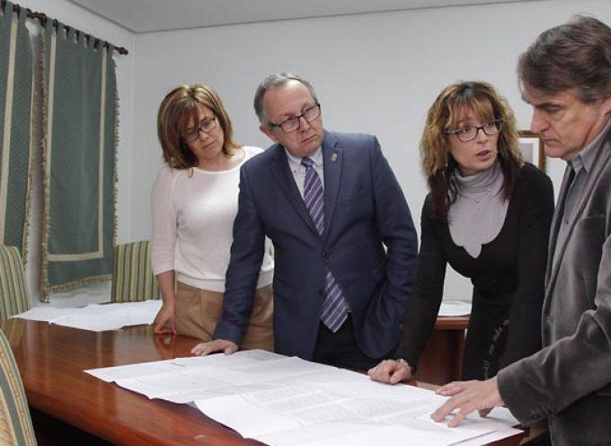 Urbanismo aprueba la modificación del plan parcial del polígono industrial 'Los Arenales' de Vallelado
