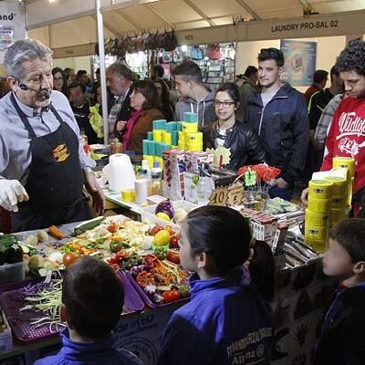 Más de 40.200 personas han visitado la Feria de Cuéllar