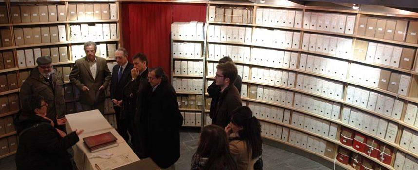 El Archivo de la Casa Ducal se suma a la celebración del Día Internacional de los Archivos