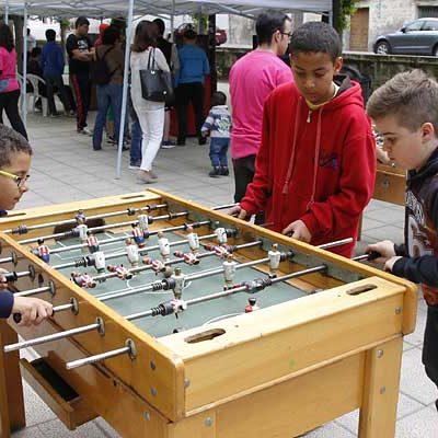 Información, formación, ocio y deporte se darán cita en la Feria de La Juventud