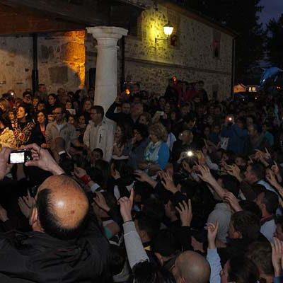 Carbonero, Cantalejo y Lastras celebran este fin de semana sus romerías