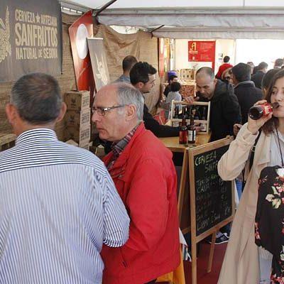 La Diputación promocionará en la Feria de Cuéllar los vinos y las cervezas de la provincia