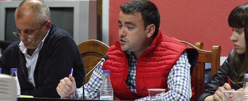 La elección del secretario general saca a la luz la división del PSOE cuellarano
