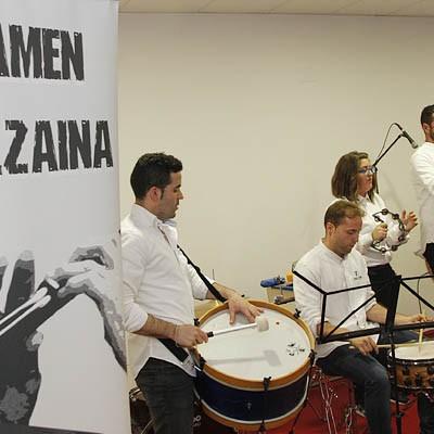 La dulzaina y el tamboril resonaran mañana en Zarzuela del Pinar