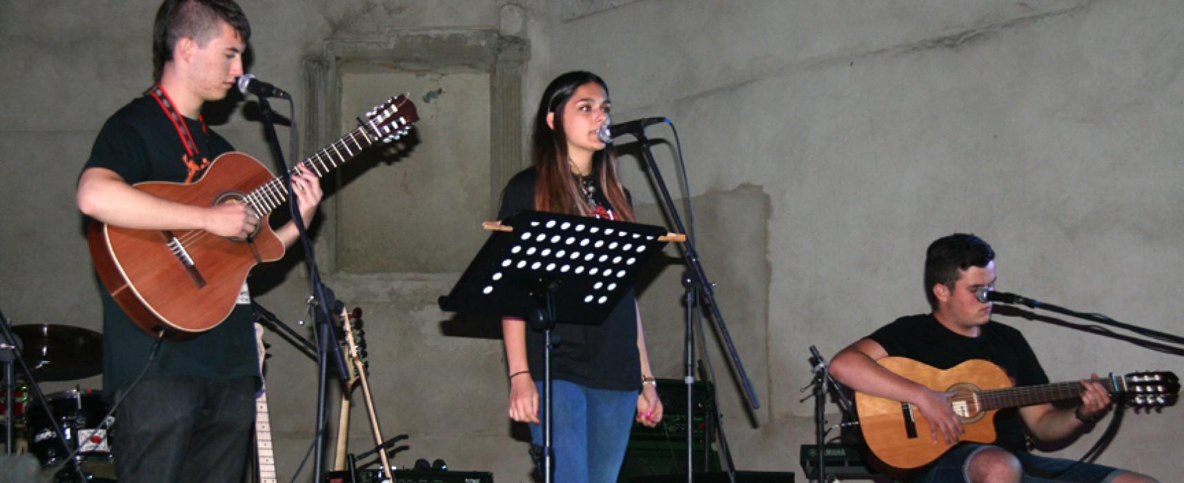 IU reivindicó la conservación del Cega con música y conferencias