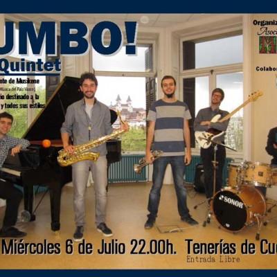 El Jazz llegará mañana a Tenerías con `Gumbo! Jazz Quintet´