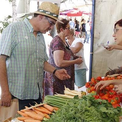 Campo de Cuéllarcelebra su VI Feria Ecológica