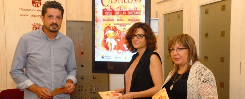 Coca, Cuéllar y Turégano acogerán tres noches de 'Música en los Castillos' para recordar a Cervantes