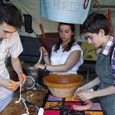 Recordando antiguos usos y costumbres en Navalmanzano