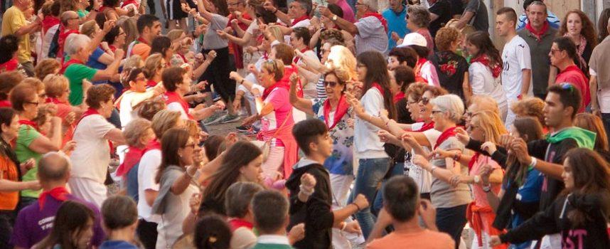 Música, espectáculos de calle y actividades de peñas completan la programación de las fiestas de Cuéllar