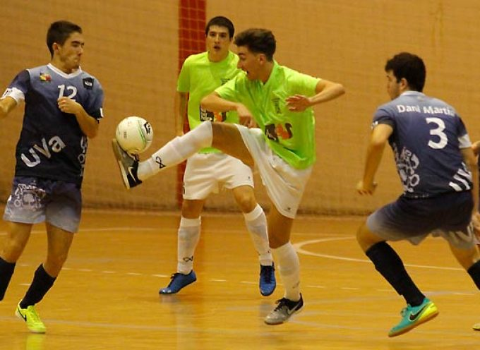 El FS Naturpellet se enfrenta al Itea Córdoba CF Futsal en la Copa del Rey