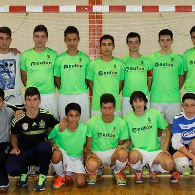 El FS Eufón Cuéllar juega en casa el último partido de la temporada