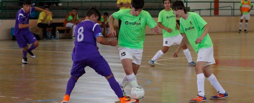 Importante victoria del FS Eufón Cuéllar en Ciudad Rodrigo