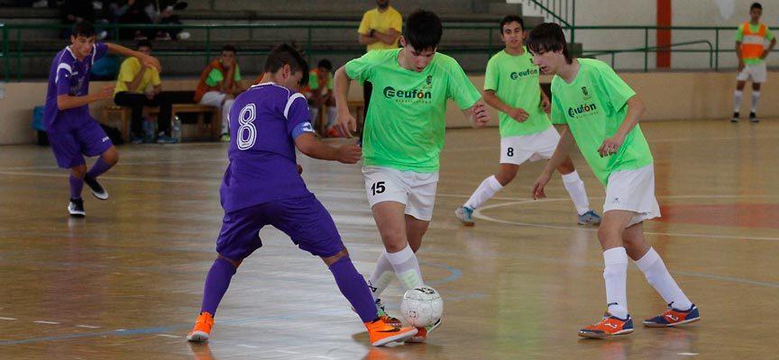 El FS Eufón Cuéllar inicia la liga visitando la cancha del Salamanca FS