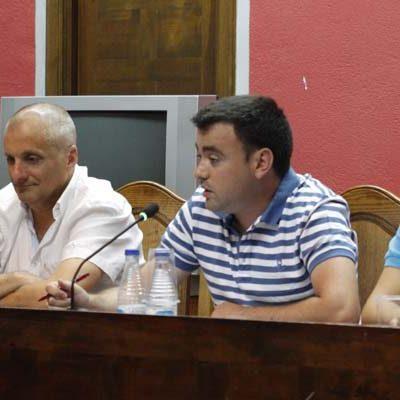 """El PSOE califica de """"copia y pega"""" el programa de las fiestas de Cuéllar"""
