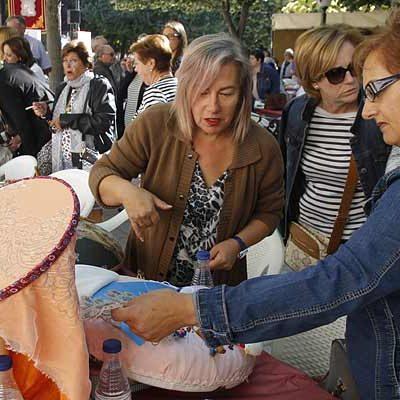 La III Feria Entre Costuras y Tradición tendrá lugar el sábado 23 de septiembre