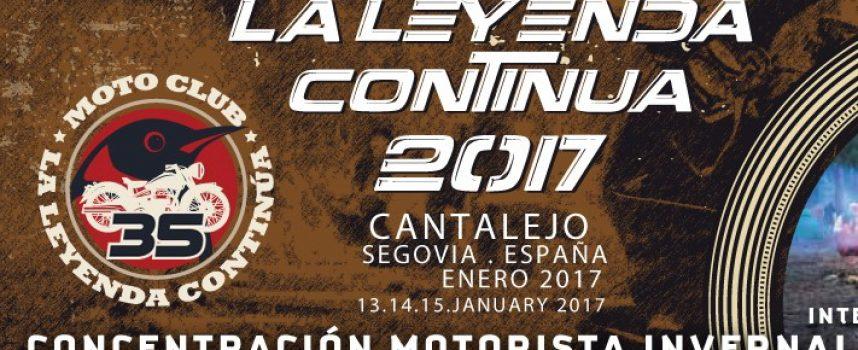 """""""La Leyenda Continúa"""" volverá a Cantalejo del 13 al 15 de enero"""