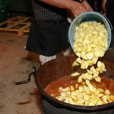 En guiso o en tortilla, la patata Monalisa será la protagonista el domingo en Campaspero