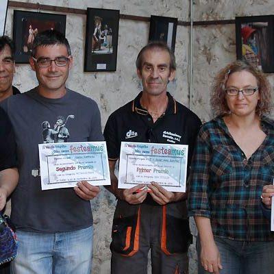 Festeamus entregó los premios de su certamen fotográfico