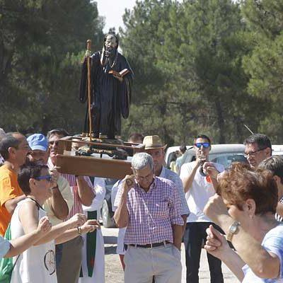 El Carracillo se reunió en torno a San Benito de Gallegos