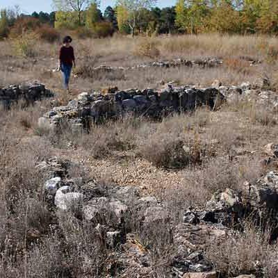 Comienzan las obras de limpieza y consolidación del yacimiento arqueológico de Santa Lucía