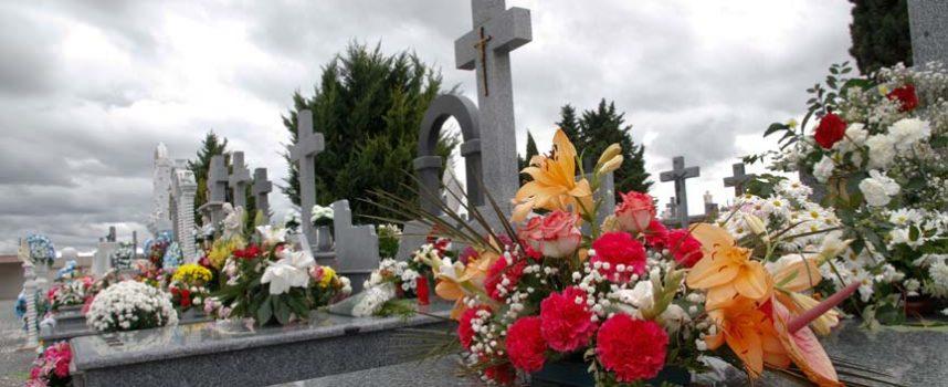 Los cementerios centran la atención en el Día de Todos los Santos