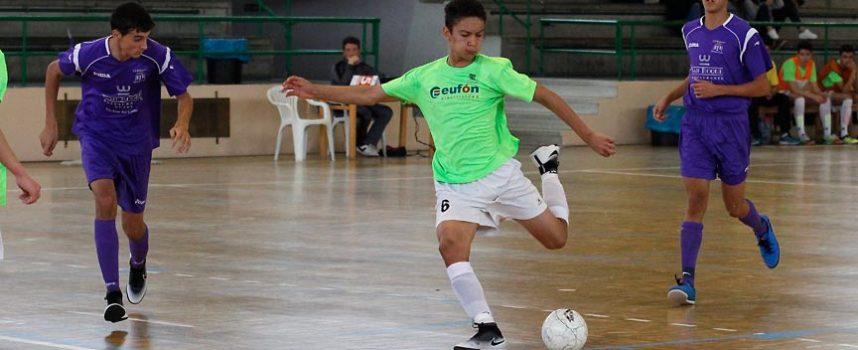 El FS Cuéllar juvenil logró una importante victoria frente al Amistad de Burgos