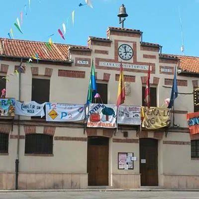 Fuenterrebollo celebra sus fiestas patronales en honor a la Virgen del Rosario