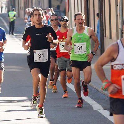 Javi Martínez ganó la Media Maratón de Cantalejo
