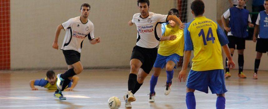 El Racing Cuéllar recibe hoy a El Espinar Arlequín tras su derrota ante Alhambra de Guijuelo