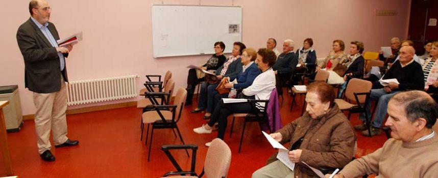 La Universidad de la Experiencia clausura el curso 2016-2017 en su sede de Cuéllar