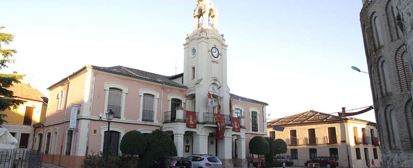 El Ayuntamiento de Aguilafuente asegura estar renovando la red de abastecimiento en la zona donde se encuentra la avería