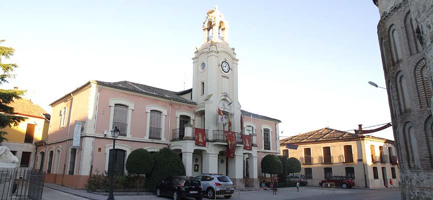 Ayuntamiento de Aguilafuente.