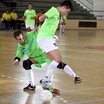 Derbi provincial entre el FS Cuéllar Eufón y el Segovia Futsal esta tarde en Santa Clara
