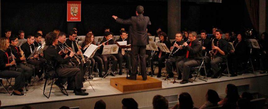 Concierto de Navidad de la Banda Municipal de Música de Cuéllar